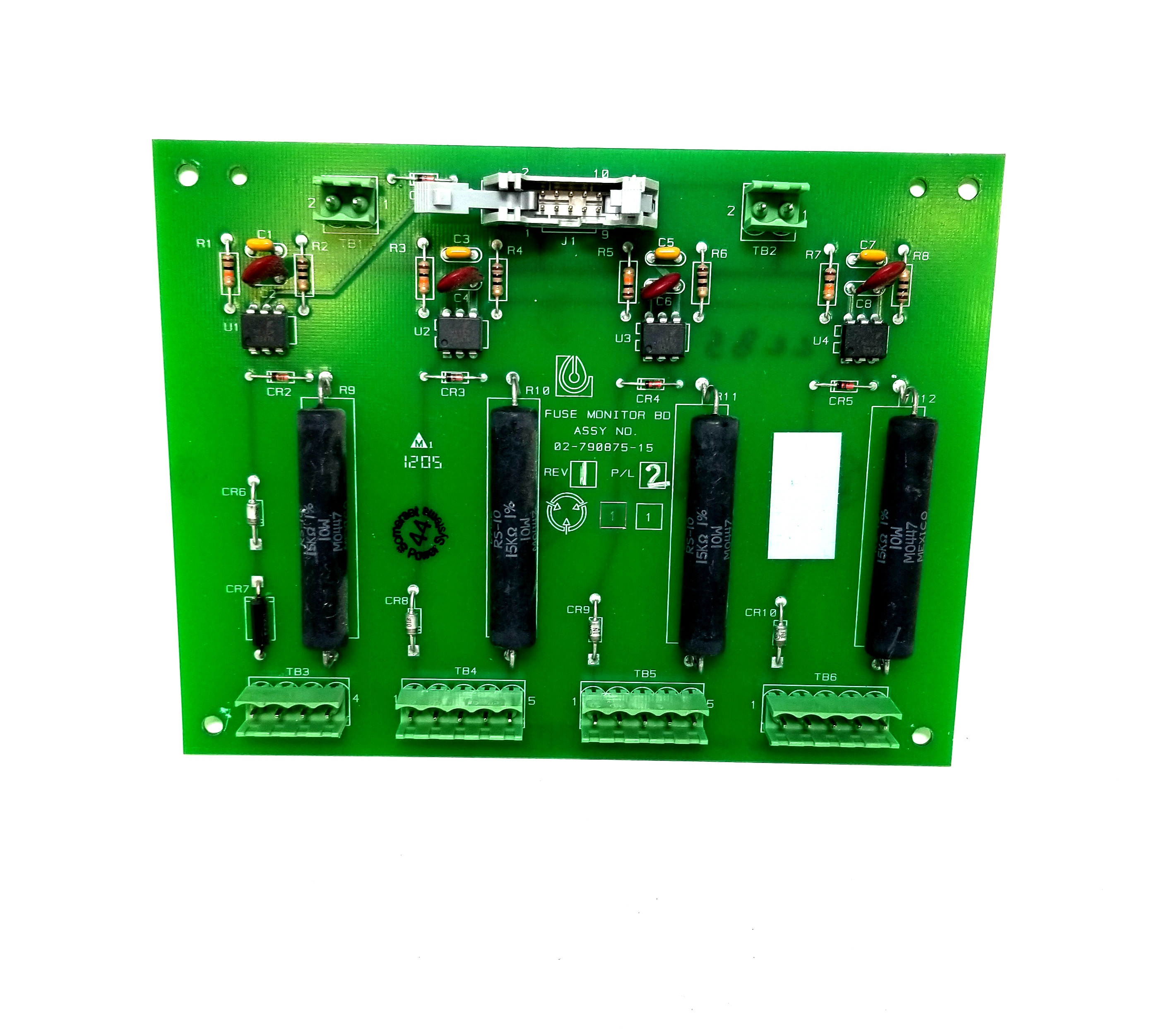Monitor Circuit With Explanation Electronic Circuit Collection